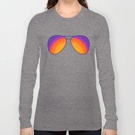 Rainbow Shades Long Sleeve T-shirt