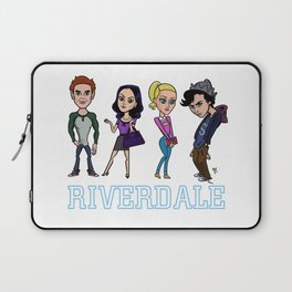 Riverdale Line Up Laptop Sleeve