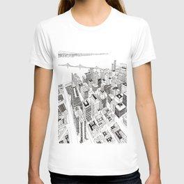San Francisco 2 T-shirt