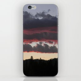 The end of another glorious day.... iPhone Skin