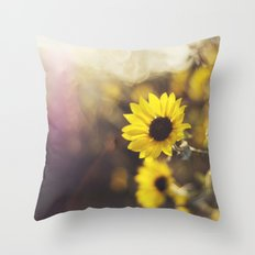 Magic Light Throw Pillow