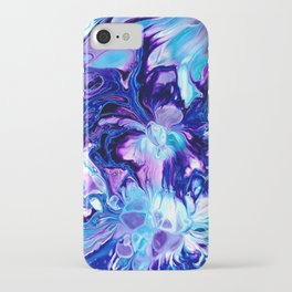 Blue Heaven iPhone Case