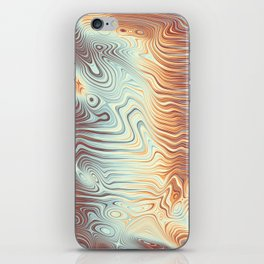 Abstract 358 iPhone Skin