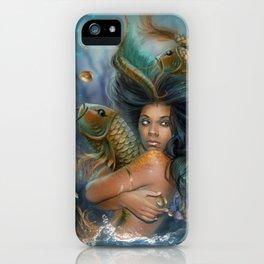 SunQueen Goddess iPhone Case
