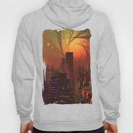 Spherople Alien City Hoody