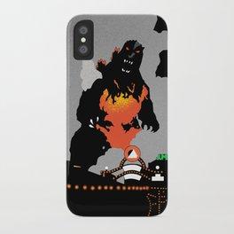 Godzilla vs. Destoroyah iPhone Case