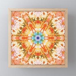 Mandalas of Forgiveness & Release 14 Framed Mini Art Print