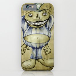 Phatty Burton-Boy  iPhone Case