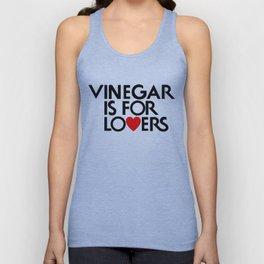 Vinegar is for Lovers Unisex Tank Top