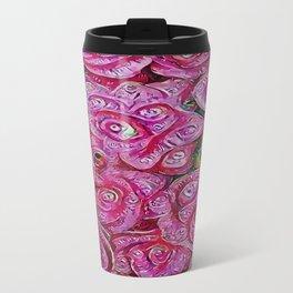 :: Pink Day :: Metal Travel Mug