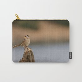 Checking things out! Carry-All Pouch