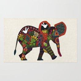 little elephant Rug