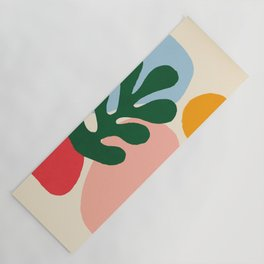 Wildlife | Cutouts by Henri Matisse Yoga Mat