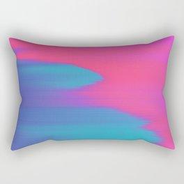 Pink Goo Rectangular Pillow