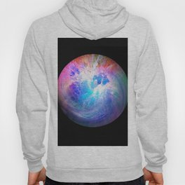 Globe22/For a round heart Hoody