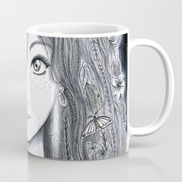Chameleon Queen Coffee Mug