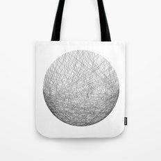 circle_lines_#1 Tote Bag