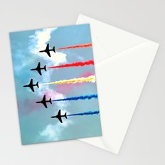 Sky Colors Stationery Cards