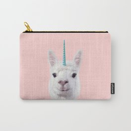 ALPACA UNICORN Carry-All Pouch