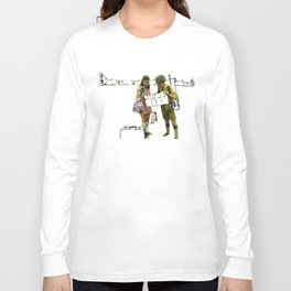 moonrise kingdom II Long Sleeve T-shirt