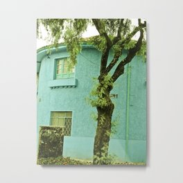 COLOMBIA BOGOTA TYPICAL HOUSE Metal Print