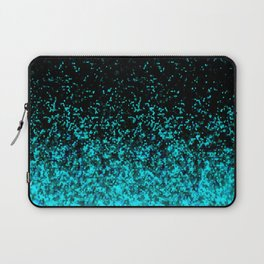 Glitter Dust Background G162 Laptop Sleeve