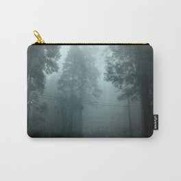 misty road Carry-All Pouch