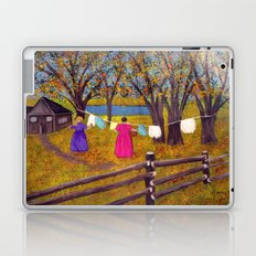 Wash day Laptop & iPad Skin