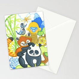 Bamboo Bunch Stationery Cards