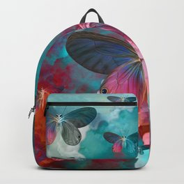 """Spring Butterfly love"" Backpack"