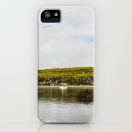 Artist Point Trail, Grand Marais, Minnesota 7 iPhone Case