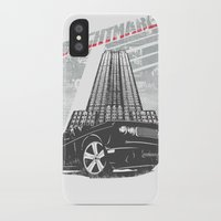 nightmare iPhone & iPod Cases featuring Nightmare by Tshirt-Factory