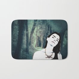 Witch In the Woods Bath Mat