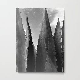 Agave Towers Metal Print