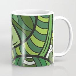 Green Dream - Grafidoodle Coffee Mug
