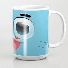 Gumball Face Coffee Mug