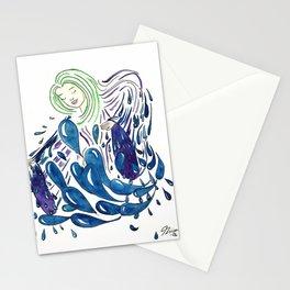 Rain Dance Stationery Cards