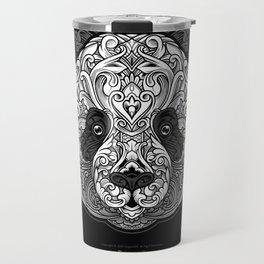 Zen Panda Travel Mug