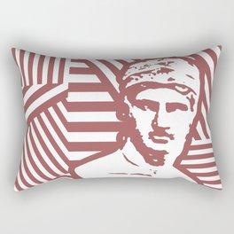 Gods Geometric - Ares Rectangular Pillow