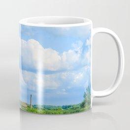 Sailing The Norfolk Broads, U.K Coffee Mug
