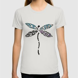Tribal Dragonfly T-shirt