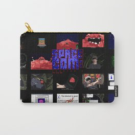 The Big Gib: SpaceCom Chapter 1 - Game Art Carry-All Pouch