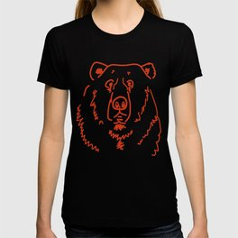 Befuddled Bear T-shirt