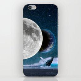 Blue Whale by GEN Z iPhone Skin