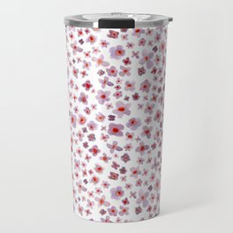 Macro #3 -Butterfly Bush Travel Mug