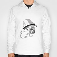 hip hop Hoodies featuring Life, Hip-Hop is! by Maddpenciler