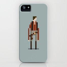 Cap'n Mal iPhone Case
