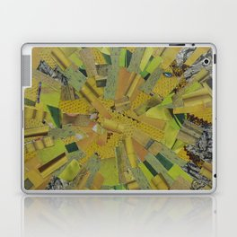 """The Green Energy"" Ecologic atypic art by WHITEECO Ecologic design Laptop & iPad Skin"