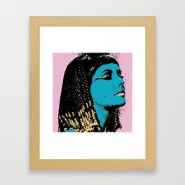Liz Framed Art Print