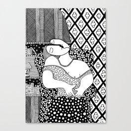 The dream. Picasso Canvas Print